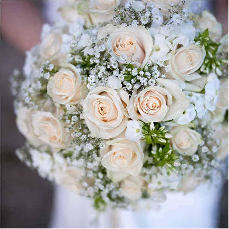 brudebuket KBH