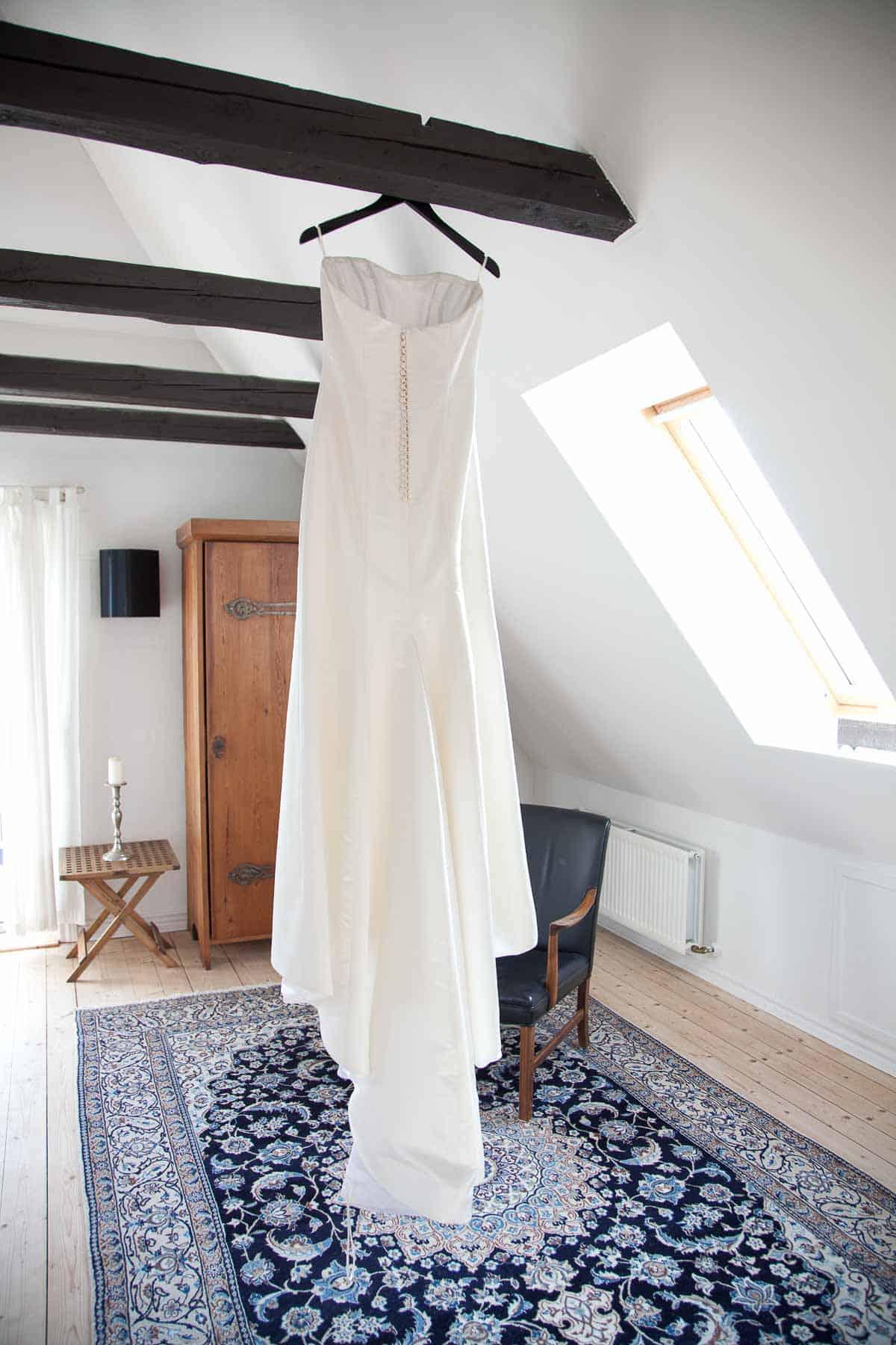 brudekjole Aarhus