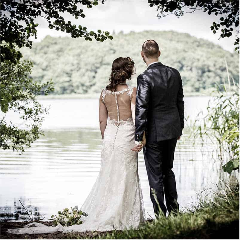 bryllup ved Niels Bugges kro