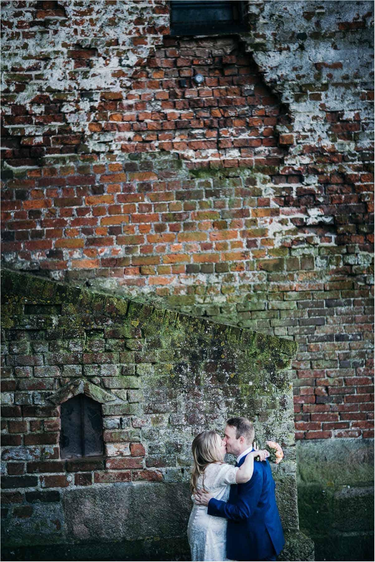 Bryllup på Sonnerupgaard Gods | Fotograf