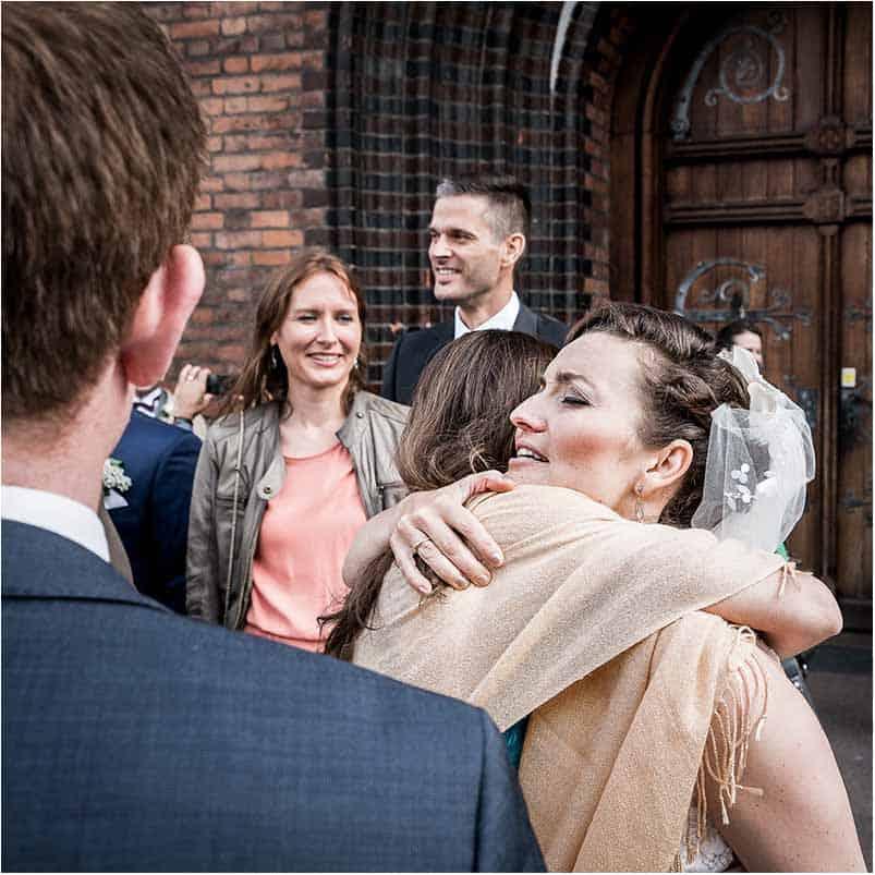 bryllupsfoto Aarhus domkirke