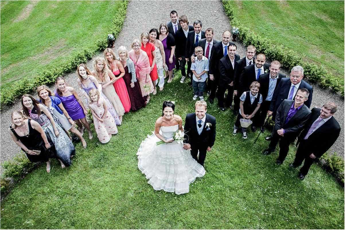 Lækre feststeder i Jylland til bryllupsfest