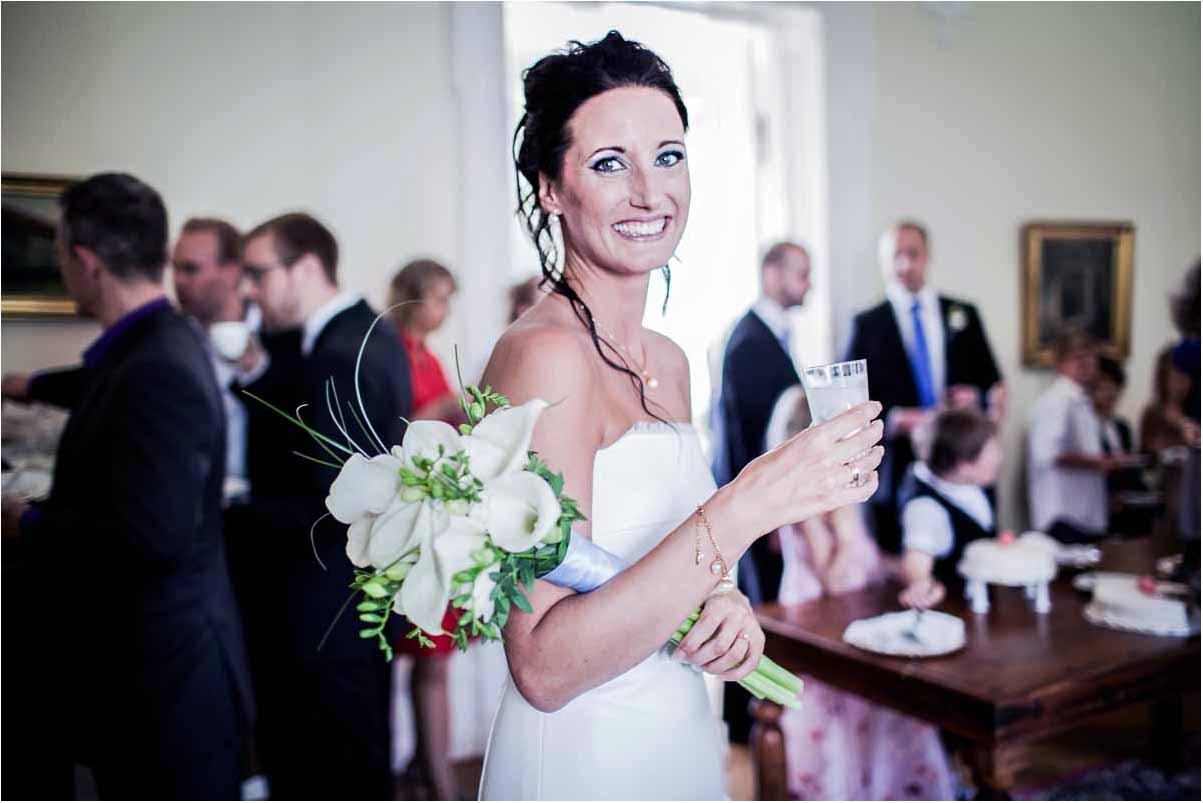 bruden i Vejen