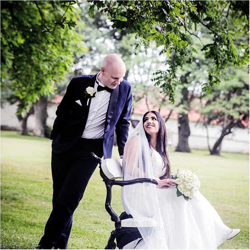 gift på Københavns Rådhus | Bryllup