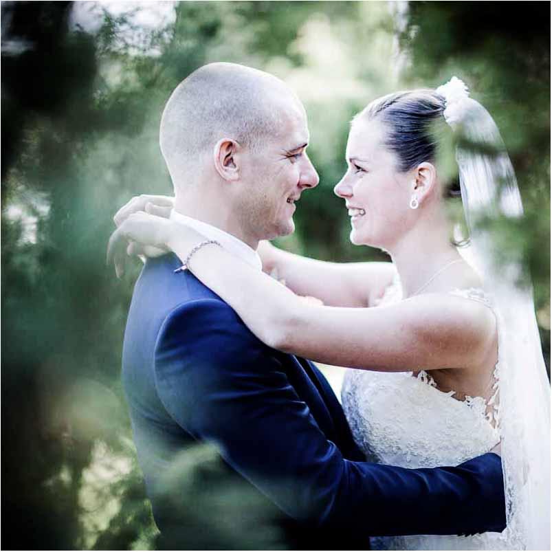 arrangeret mange bryllupper på Sonnerupgaard