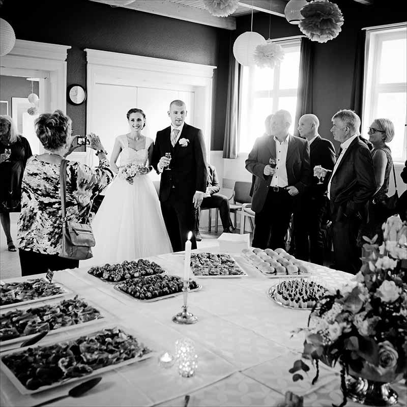 bryllupsfotograf Bryllup - Helnan Marselis Hotel