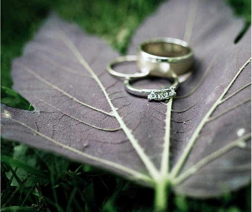 Bryllup og ringer