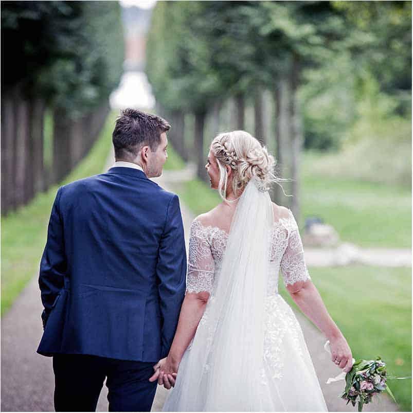 Aabenraa Bryllupsfotograf - Brand og Terp