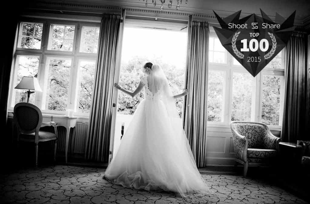 En verden af bryllup Bryllupsfotograf Brand og Terp