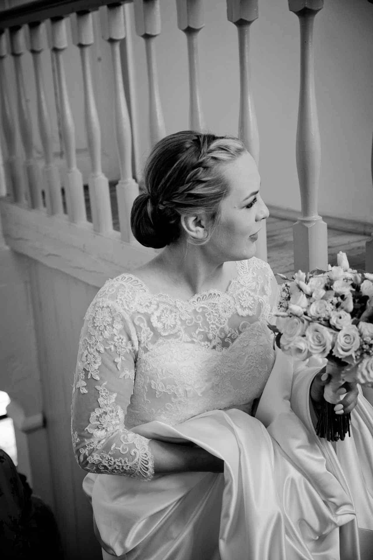 Bryllup på Nr. Vosborg - Billede af Hotel Nørre Vosborg