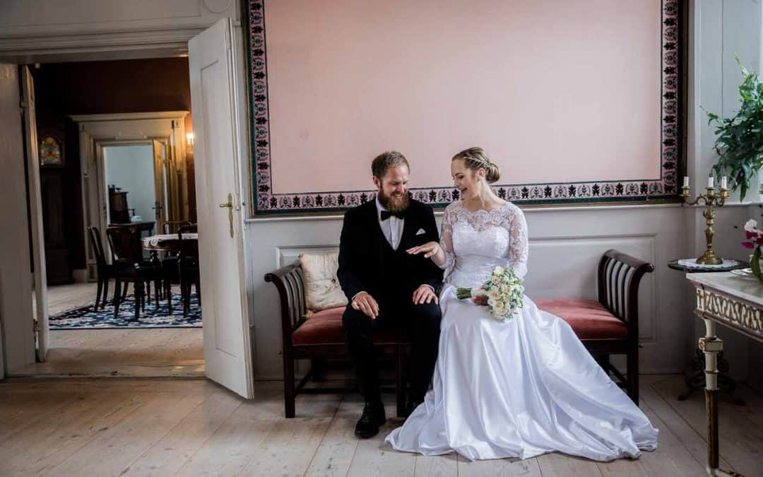 Nørre Vosborg bryllup
