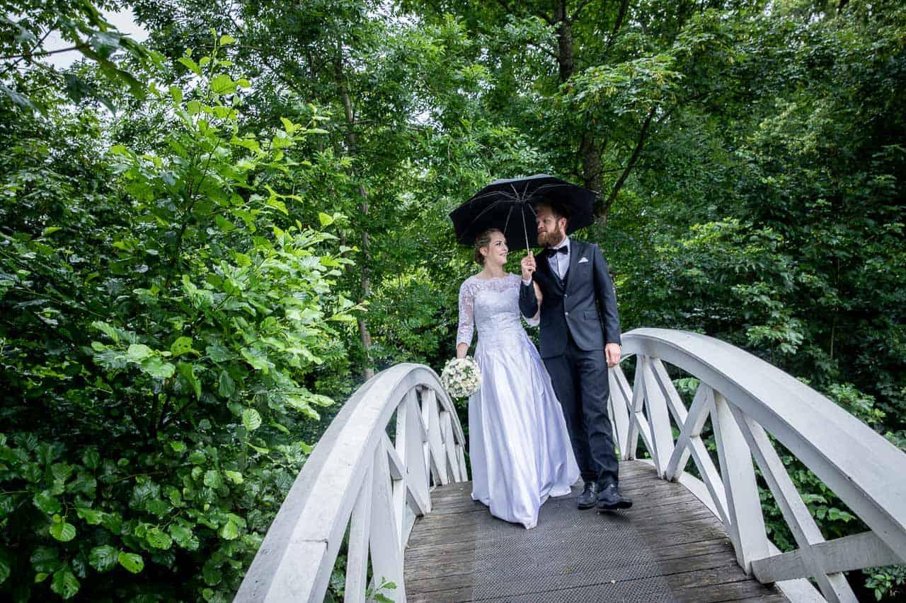 Nørre Vosborg er som skabt til bryllup.