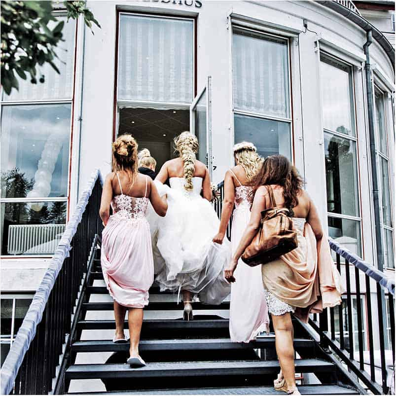 Hvilket slags bryllup har i drømt om?