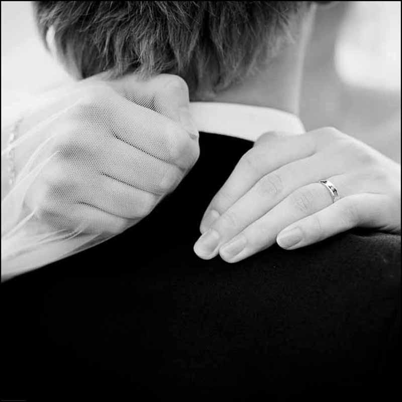 Ringen er obligatorisk ved inngåelse av ekteskap