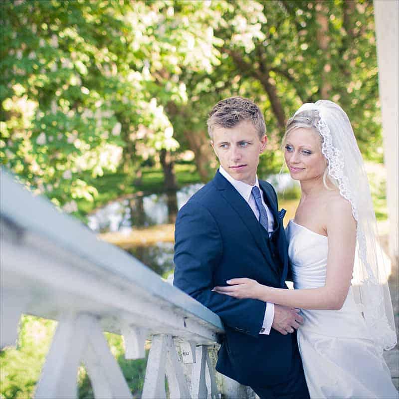 3 uker før bryllupet