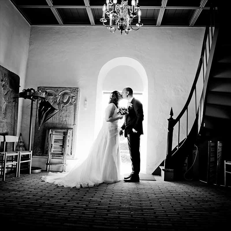 Bryllup på Sonnerupgaard - Bryllupsforberedelser