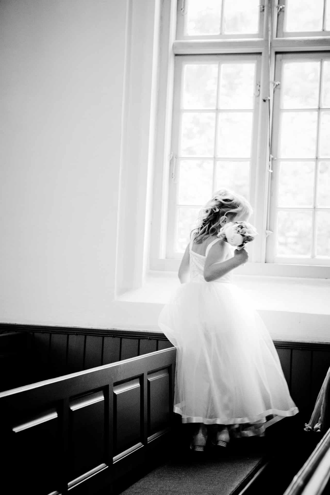 børn og bryllup