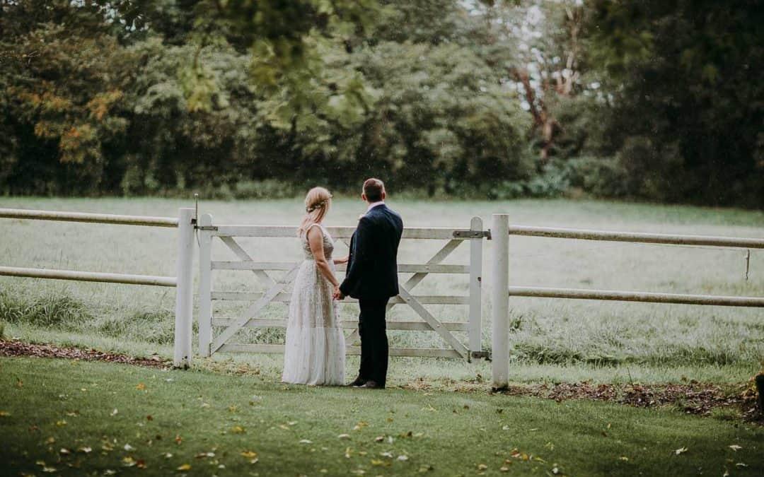 Bryllup i Herning