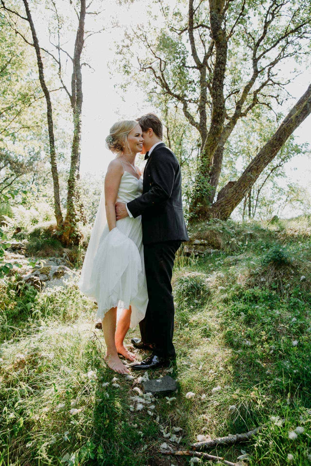 fotograf til bryllup Aalborg