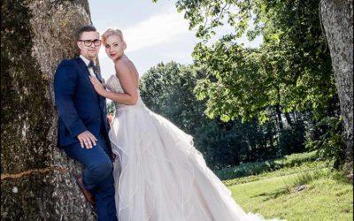 Bryllupsfotograf i Middelfart