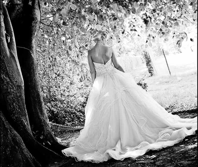 Bryllupsfotograf i Odense