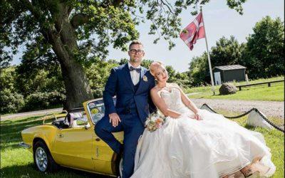 Bryllupsfotograf i Bogense