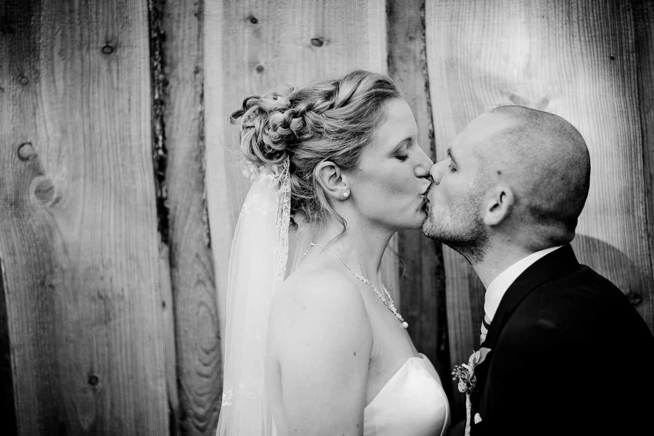 Bryllupsfotograf fyn. Brudepar
