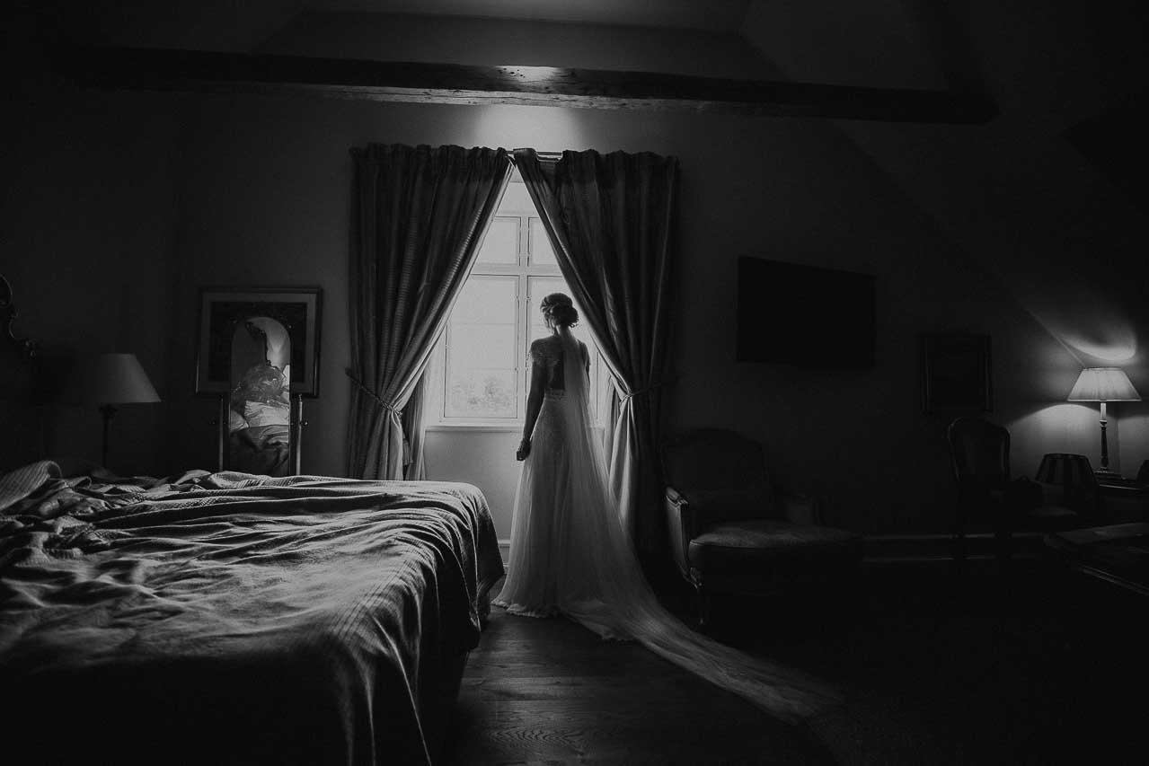 Kokkedal Slot- et rigtigt bryllupsslot fyldt med romantik - Bryllup