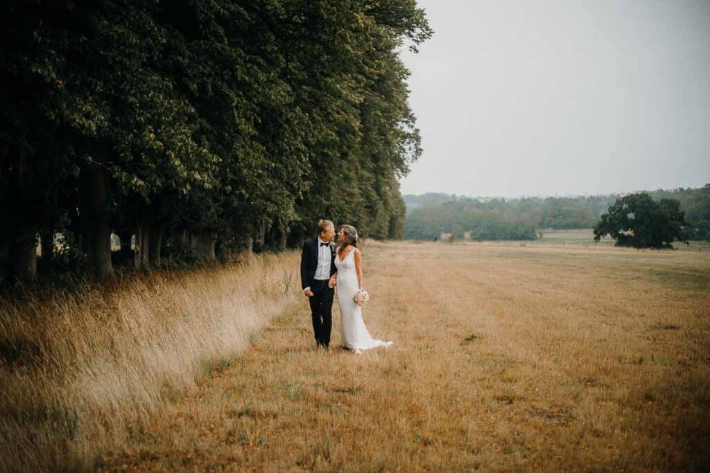 Herthadalen, Fantastisk bryllup på Herthadalen