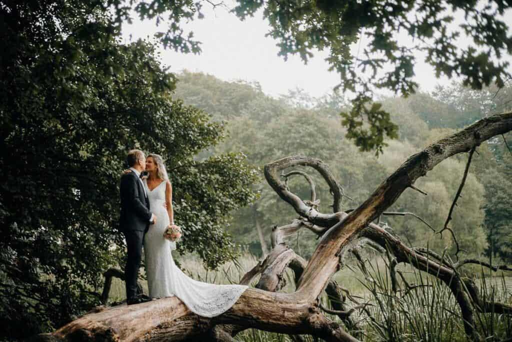 Bryllupsbilleder Herthadalen