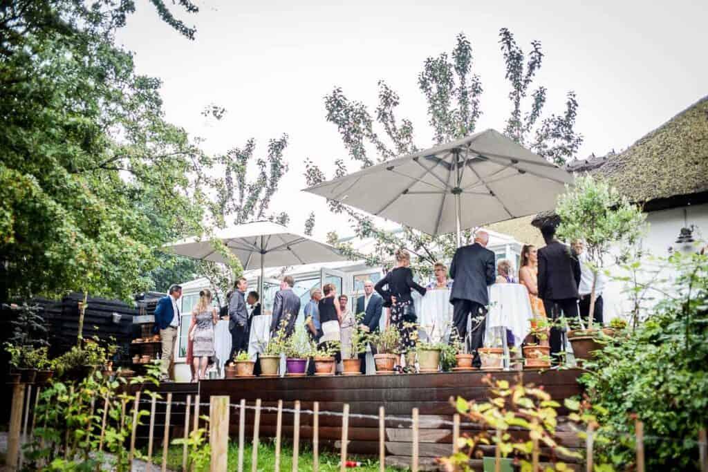 Pavillonen hvor vi skal holde vores bryllup